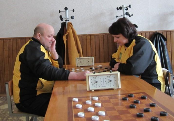 Наши шашисты Багрецов В.А. и Удот Н.А.