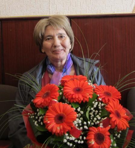Нина Ивановна Майданец