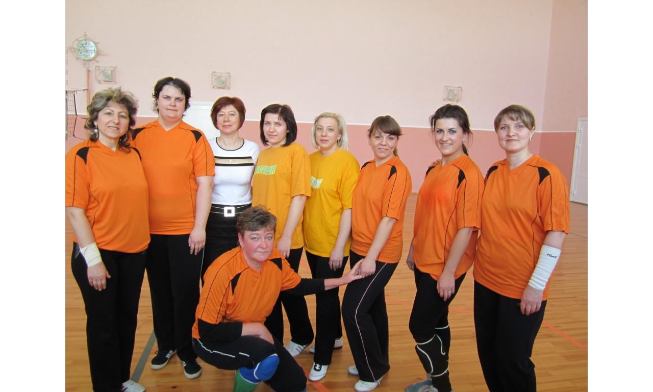 Сборная волейбольная команда Гродненской Фармации