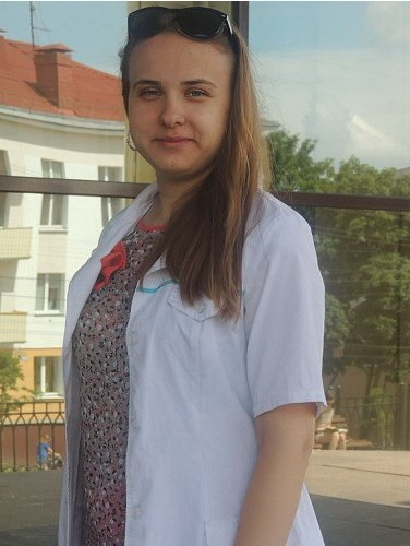 Томашевич Ольга перешла на 4-й курс ВГМУ