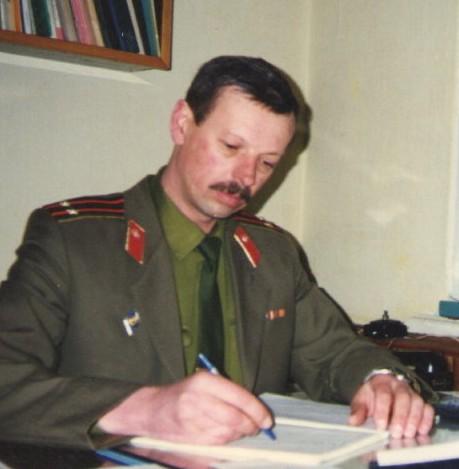 Александр Петрович Волох