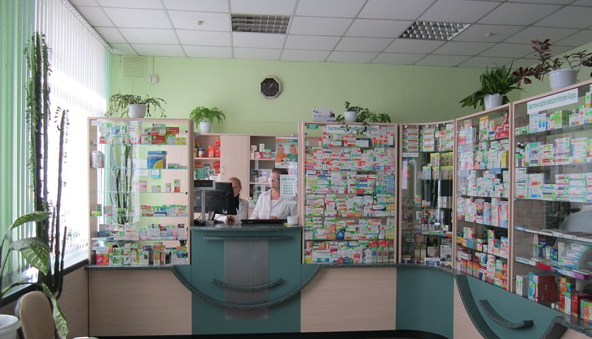 Аптека №163 работает круглосуточно, дневные и  ночные выручки растут