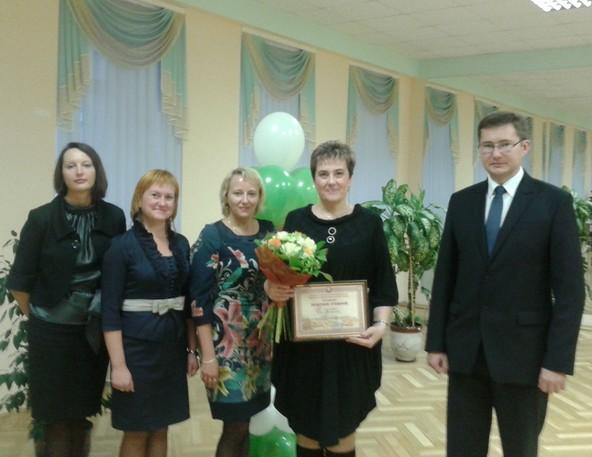 Делегация Гродненского РУП «Фармация»  с генеральным директором  Щукой А.И.