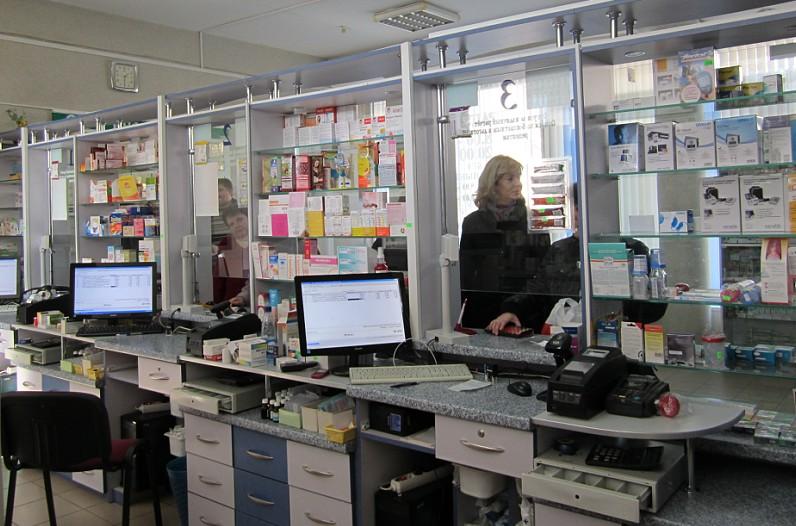 В аптеке № 130 организованы 4 рабочих места