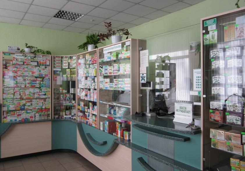 В аптеке №163 идет  инвентаризация