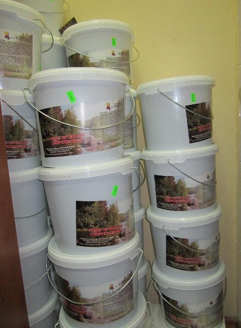 В аптеке санатория «Радон» продаются грязи сапропелевые на «ура»!