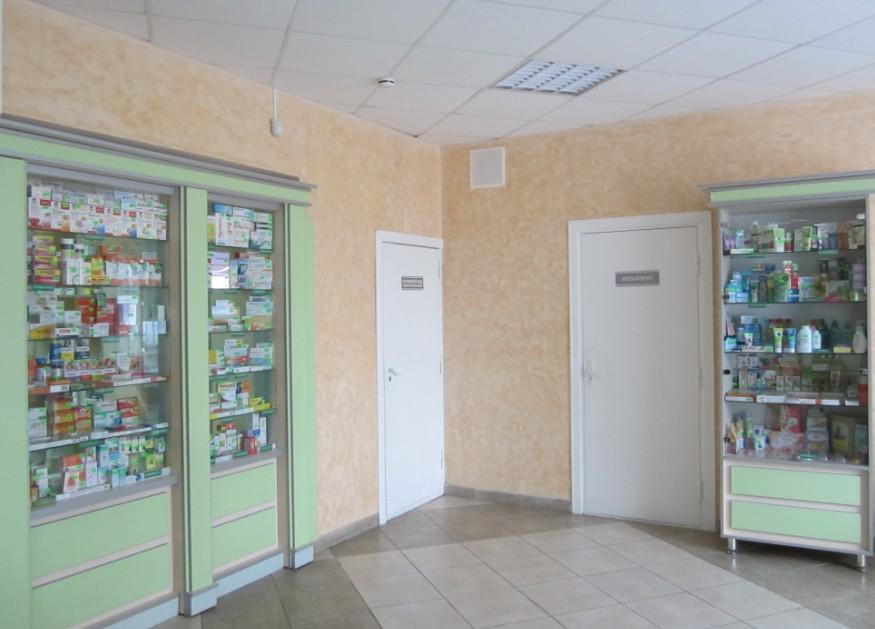 Торговый зал ЦРА №55