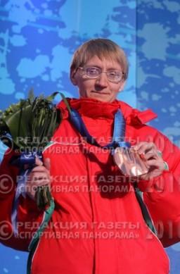 В копилке у Ядвиги восемь медалей