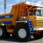 Экскурсия по БелАЗу: большие и о-о-очень большие машины.