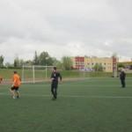 Футбольный турнир ФПБ - 115