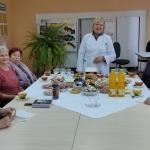 День пожилых людей в ЦРА №65 Кореличского района